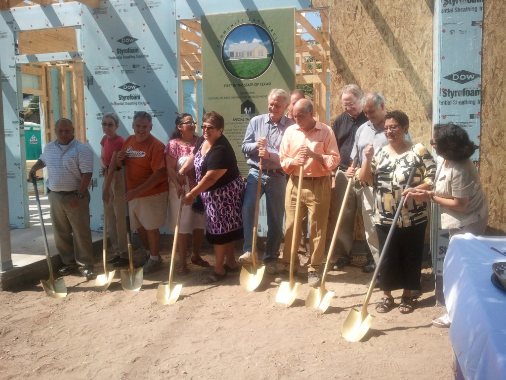 1313 Willow St. Groundbreaking Ceremony